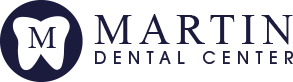 martin dental center logo
